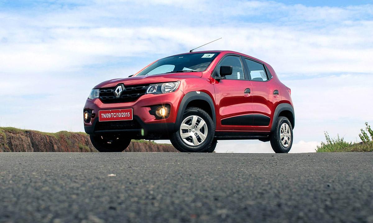Renault Kwid — фотогалерея