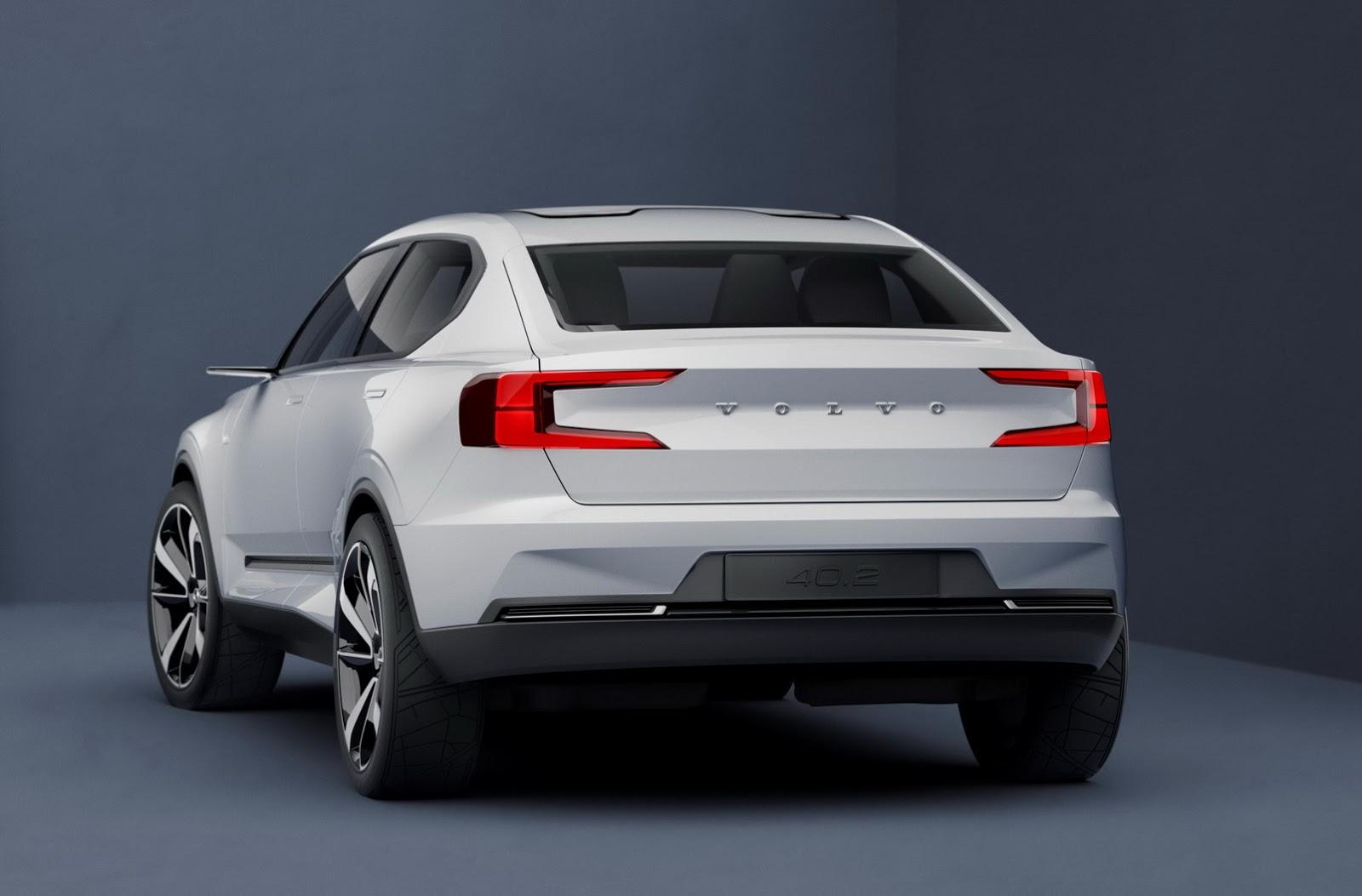Volvo показали кусочек нового концепта рекомендации