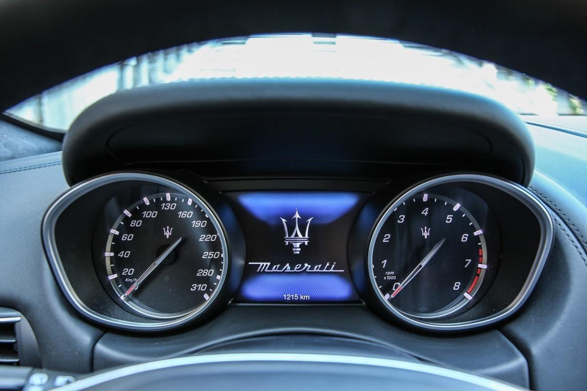 Maserati Levante — фотогалерея