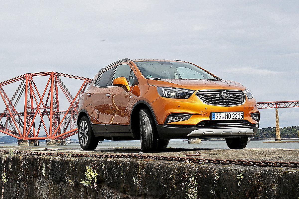 Opel Mokka Х 2016 — фотогалерея