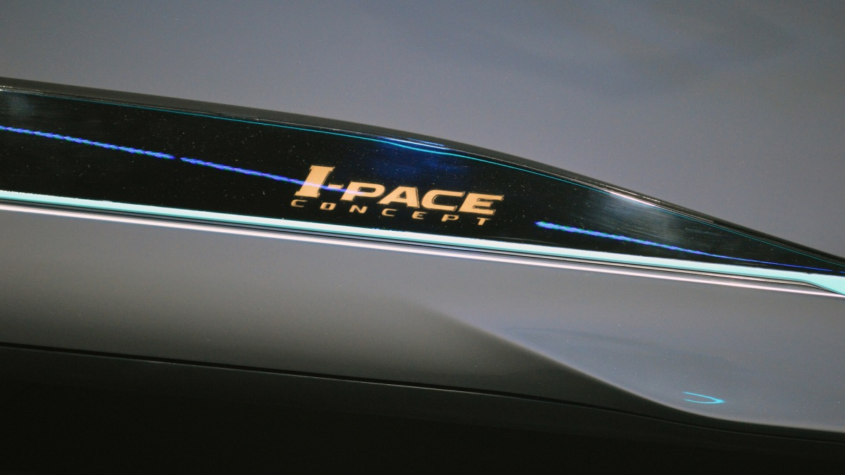 Jaguar I-Pace Concept — фотогалерея
