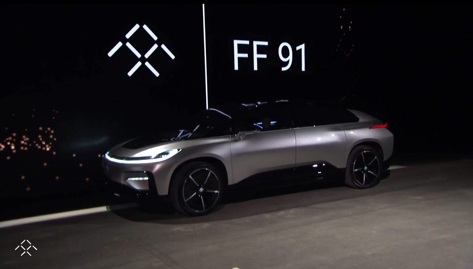 Faraday Future FF 91 — фотогалерея
