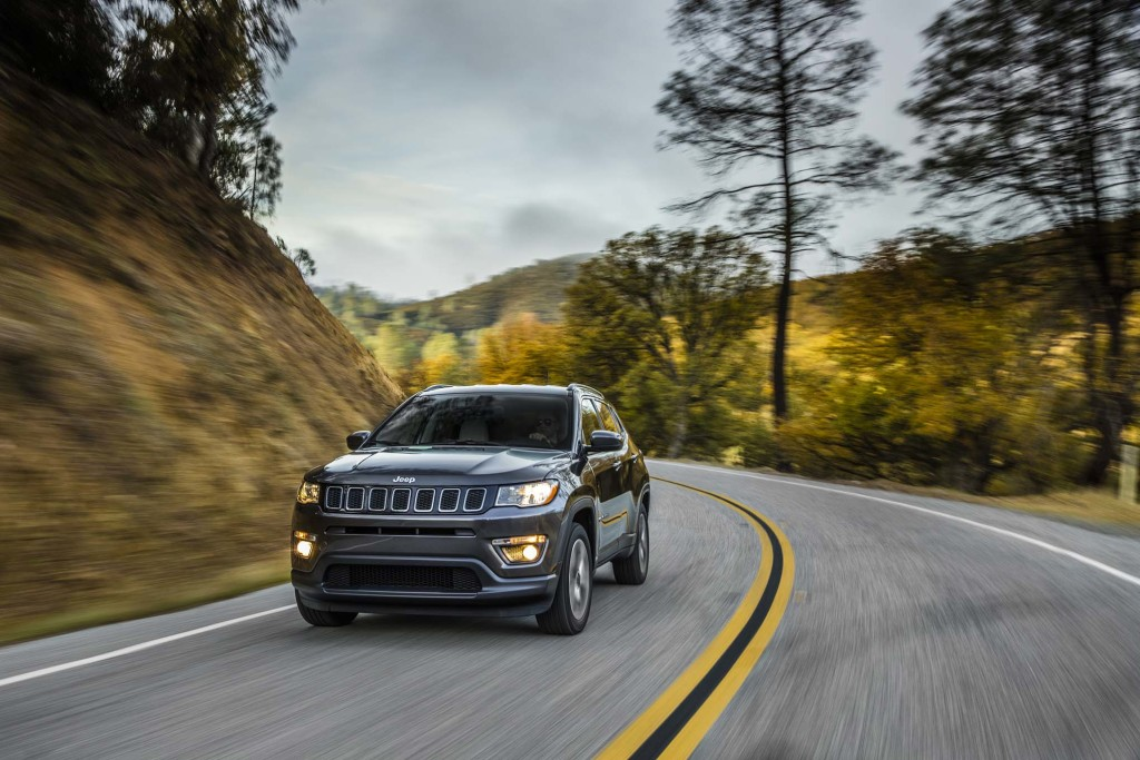 All-new 2017 Jeep® Compass Latitude