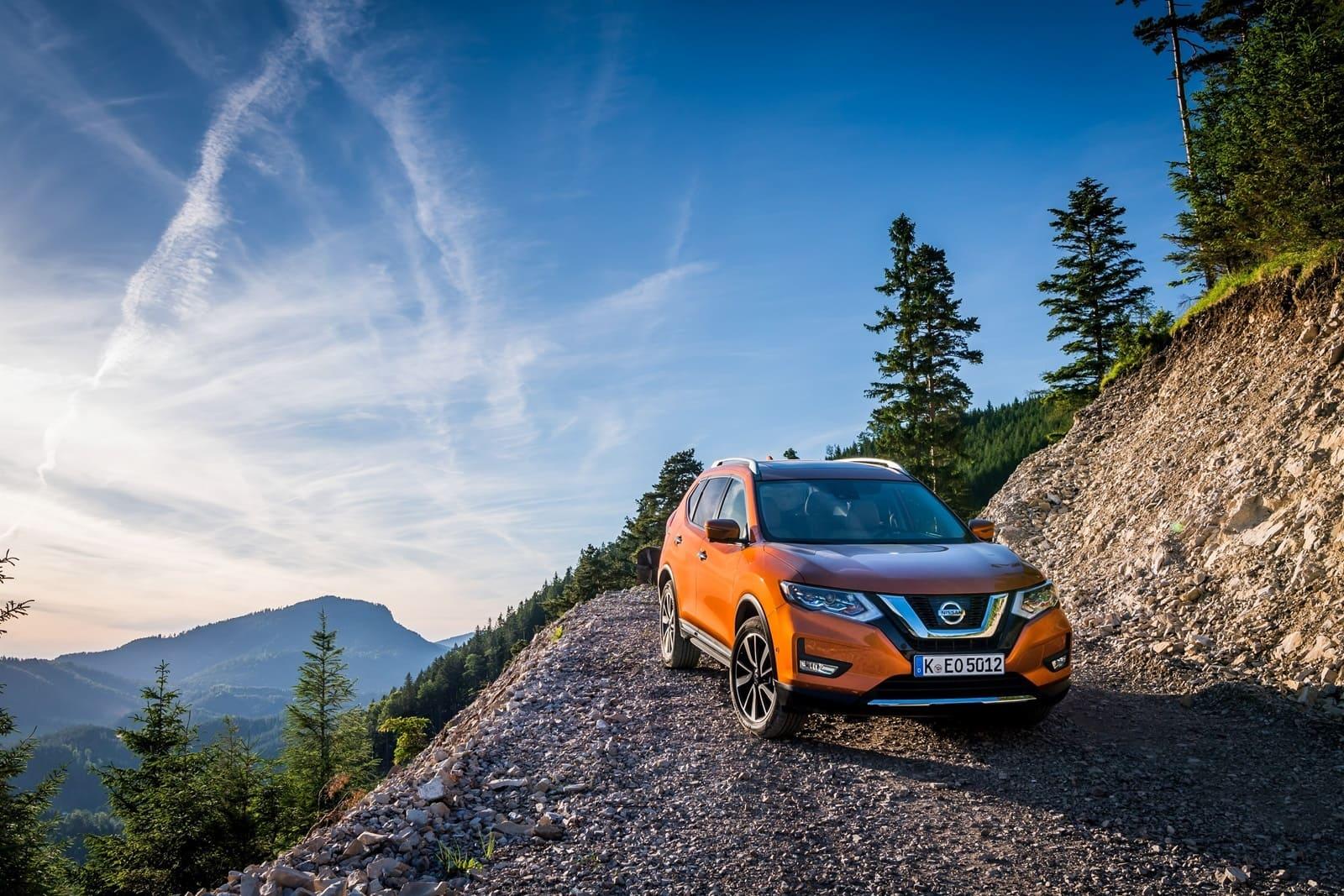 Nissan X-Trail 2017 — фотогалерея