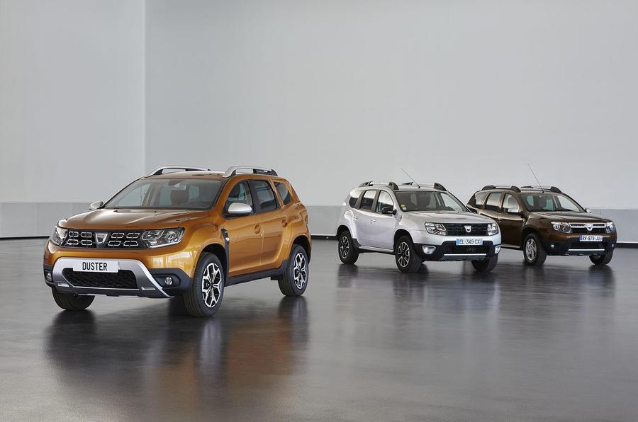 Dacia Renault Duster 2018