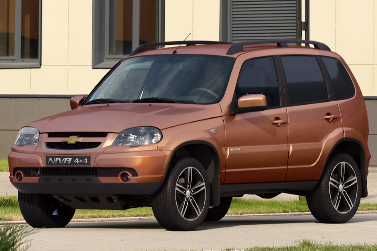 Chevrolet Niva Special Edition