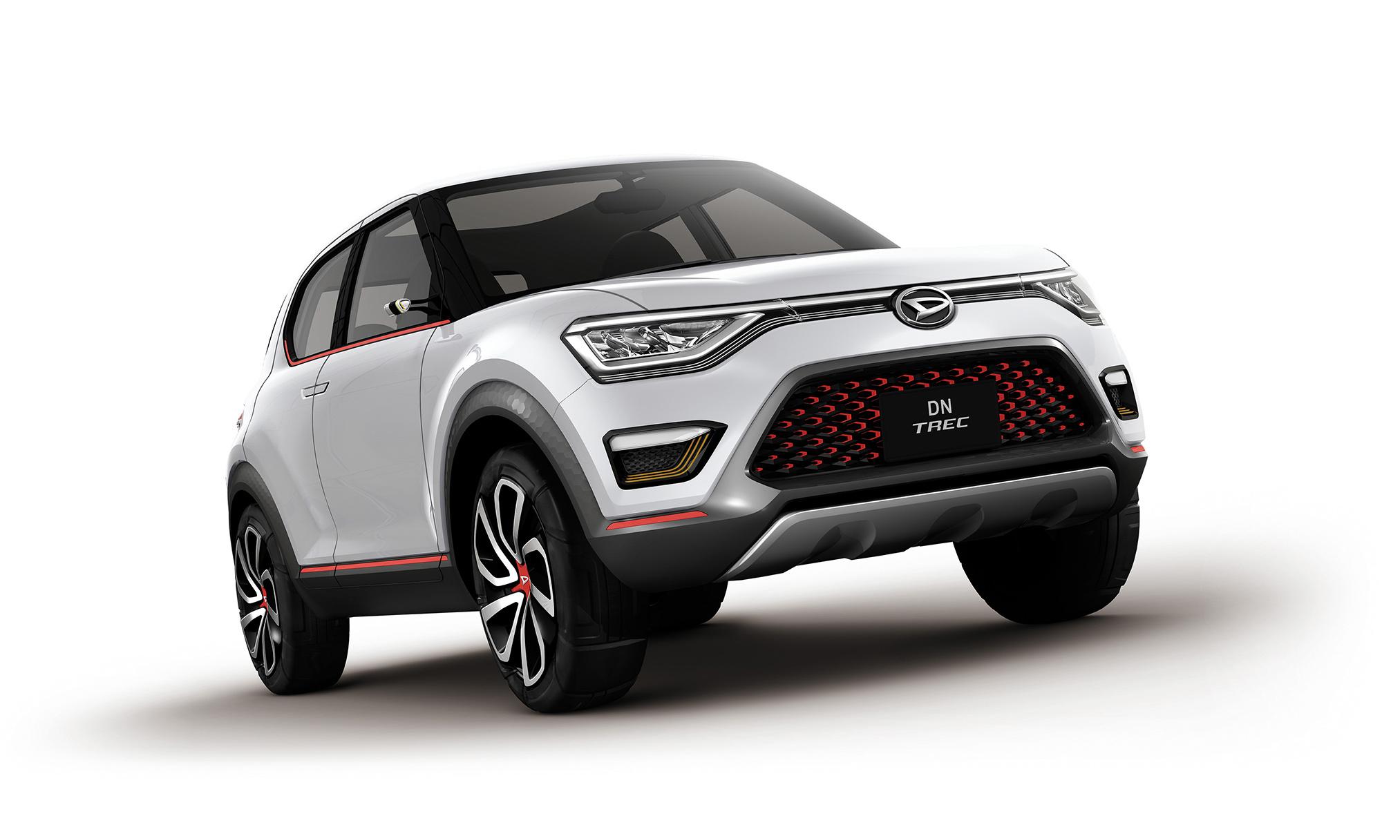 Уже осенью Тойота представит на100% новый кроссовер