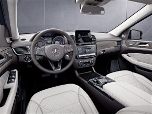 Mercedes-Benz GLS Grand Edition