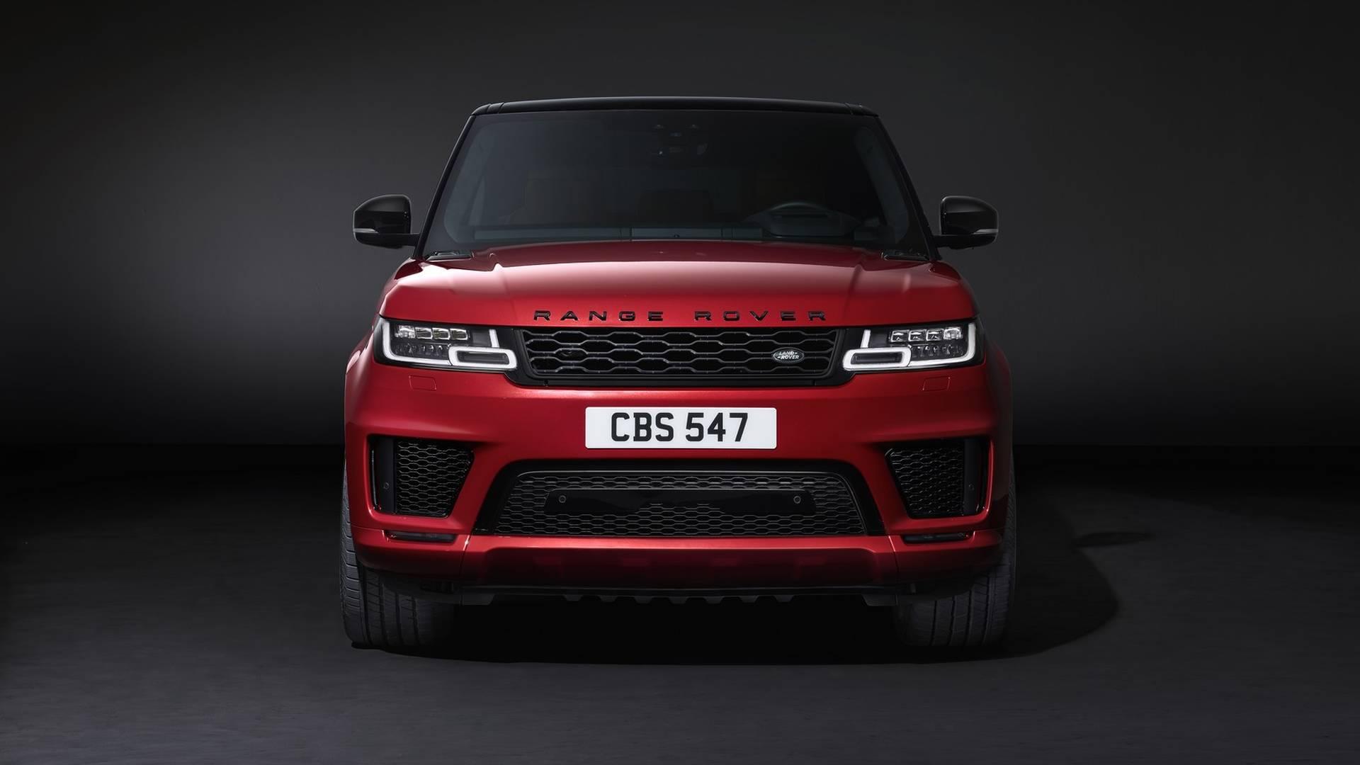 Range Rover Sport 2018 — фотогалерея