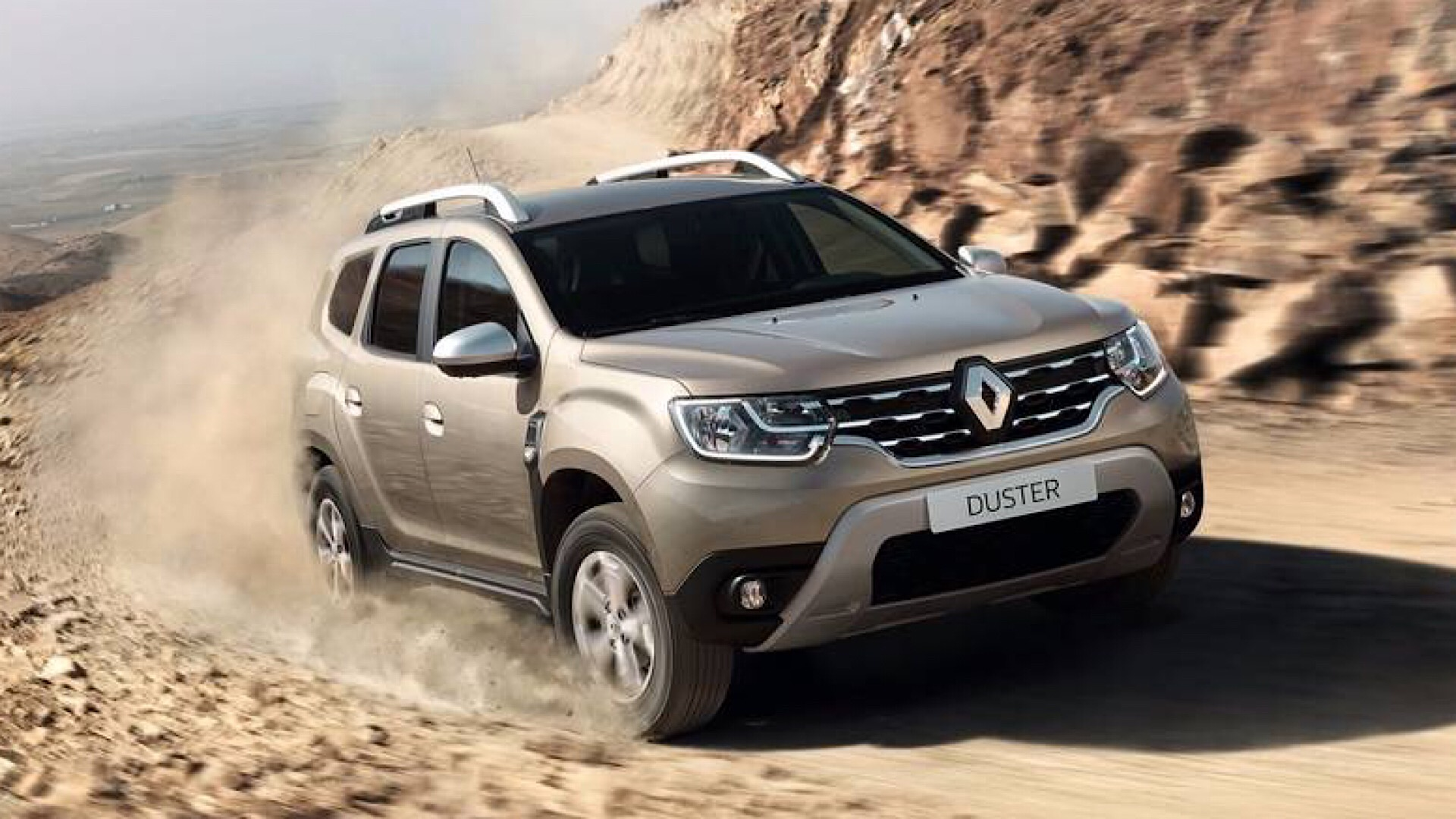 Renault Duster 2 фото
