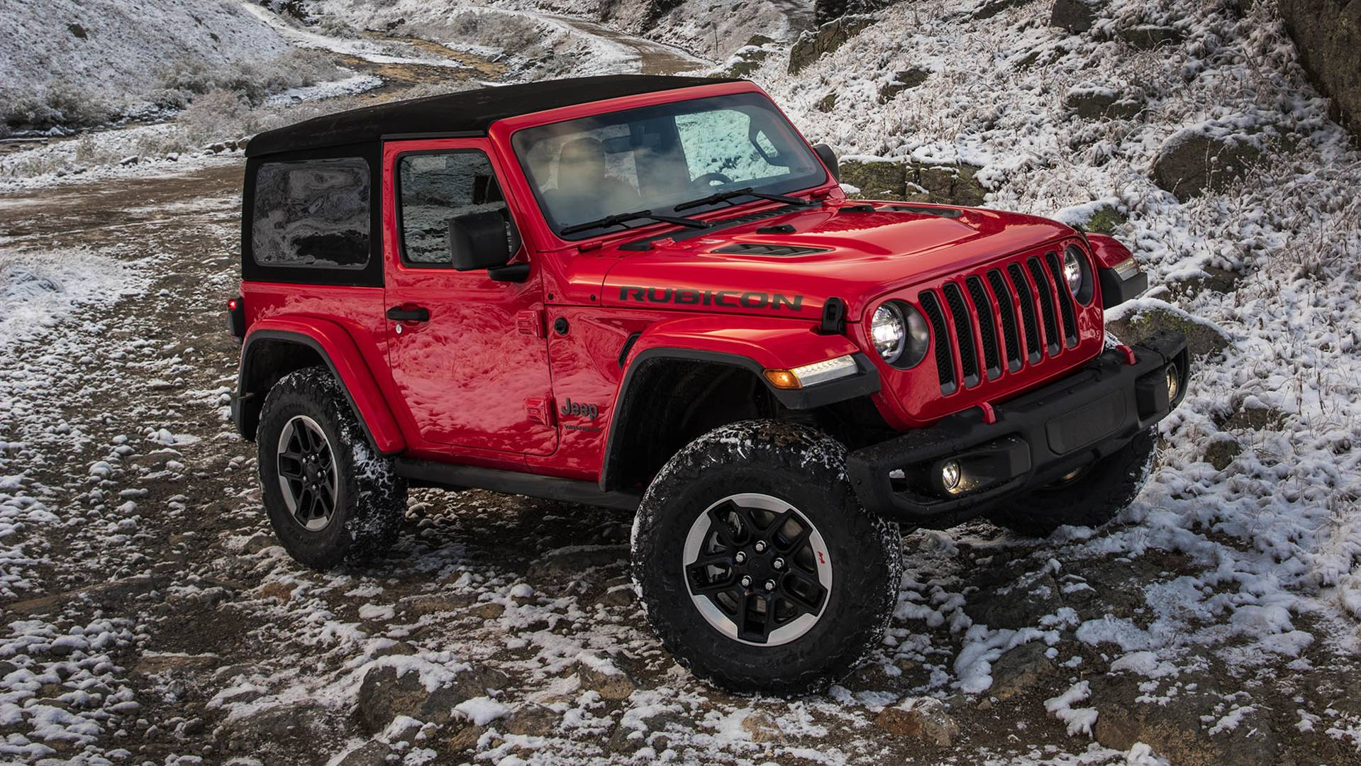 all new 2018 jeep wrangler - HD 1919×1080