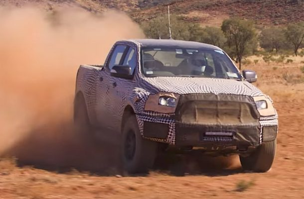Ford Ranger Raptor 2018