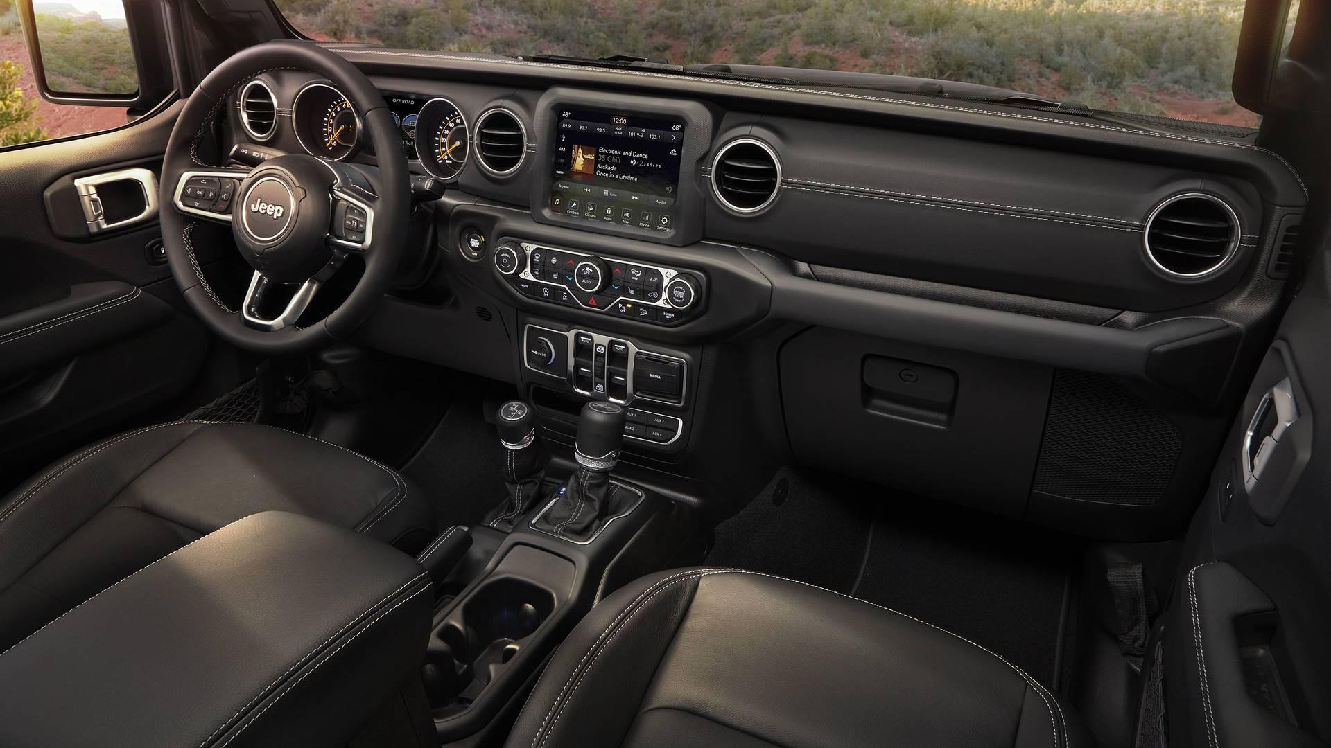 2018 Jeep® Wrangler Sahara