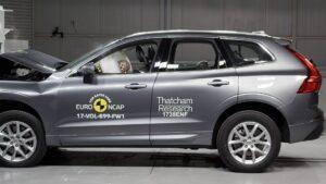 Volvo xc60 краш тест