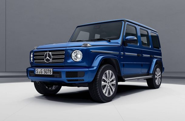 G-Class Stainless Steel