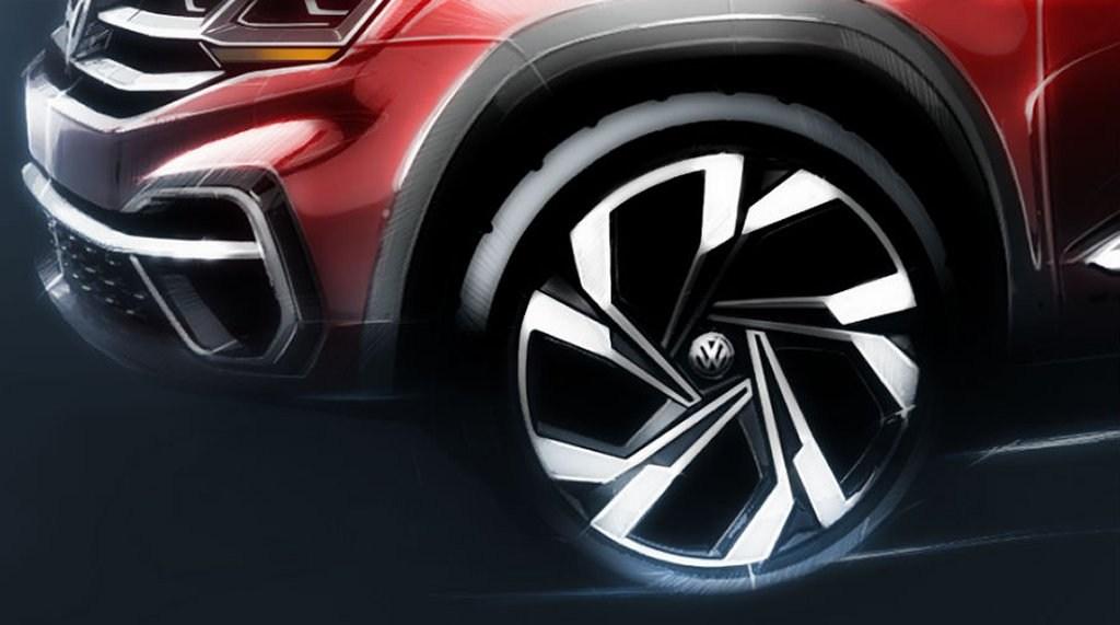 Volkswagen Atlas Coupe
