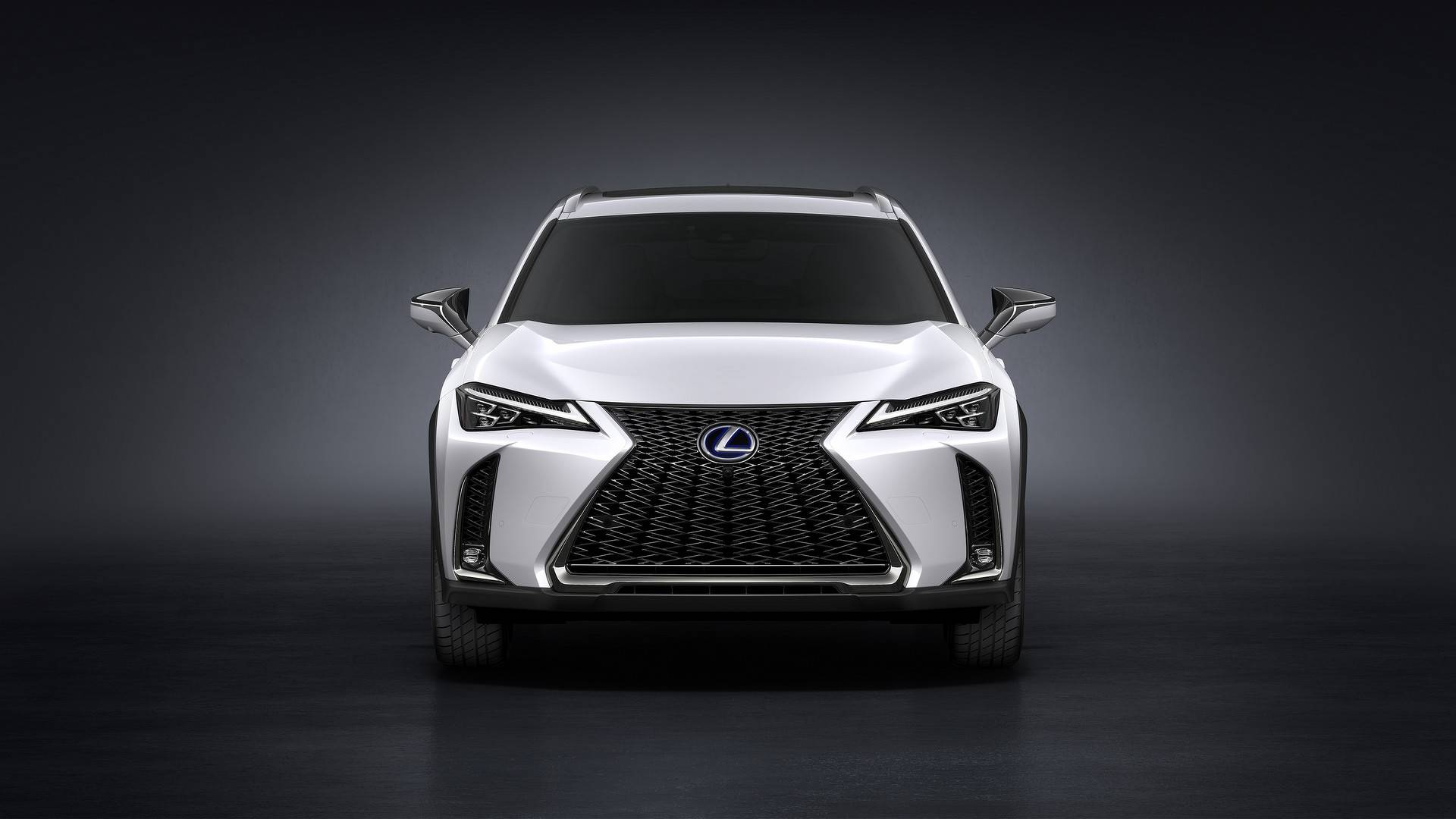 Lexus UX — фотогалерея