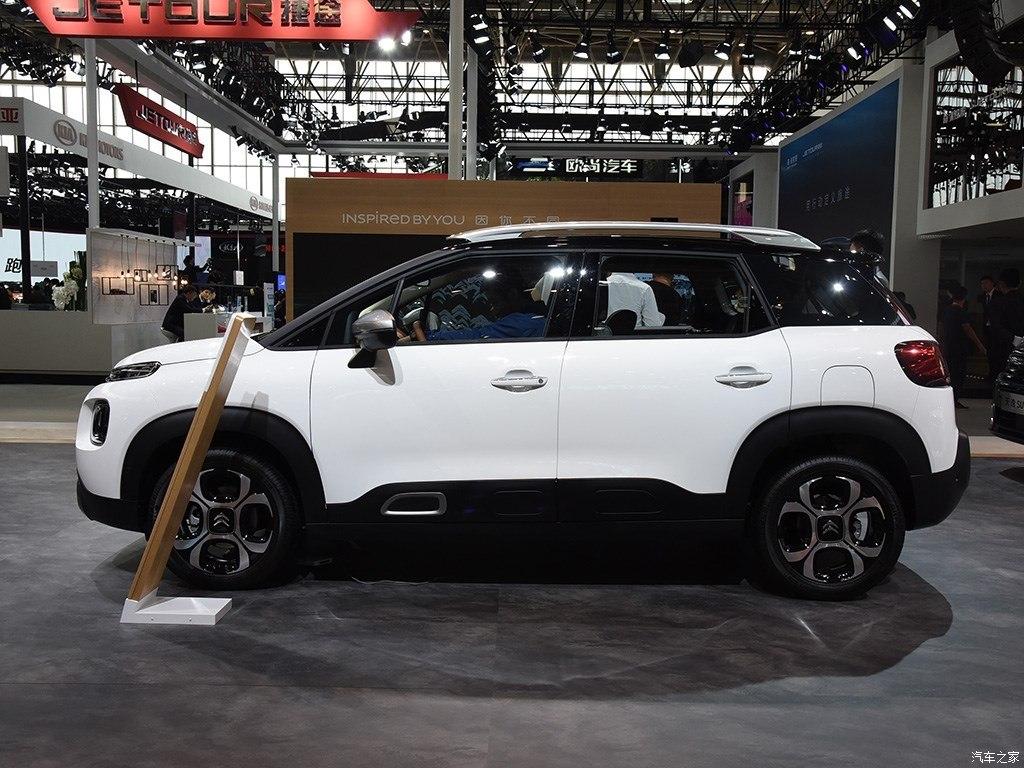 Продажи внедорожного Citroen C4 начнутся весной