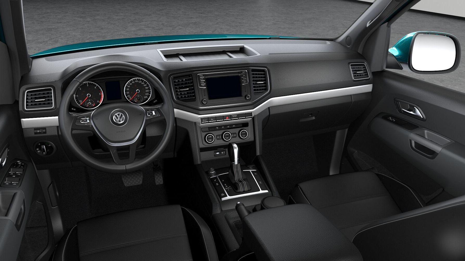 VW Amarok 3.0 V6 2018