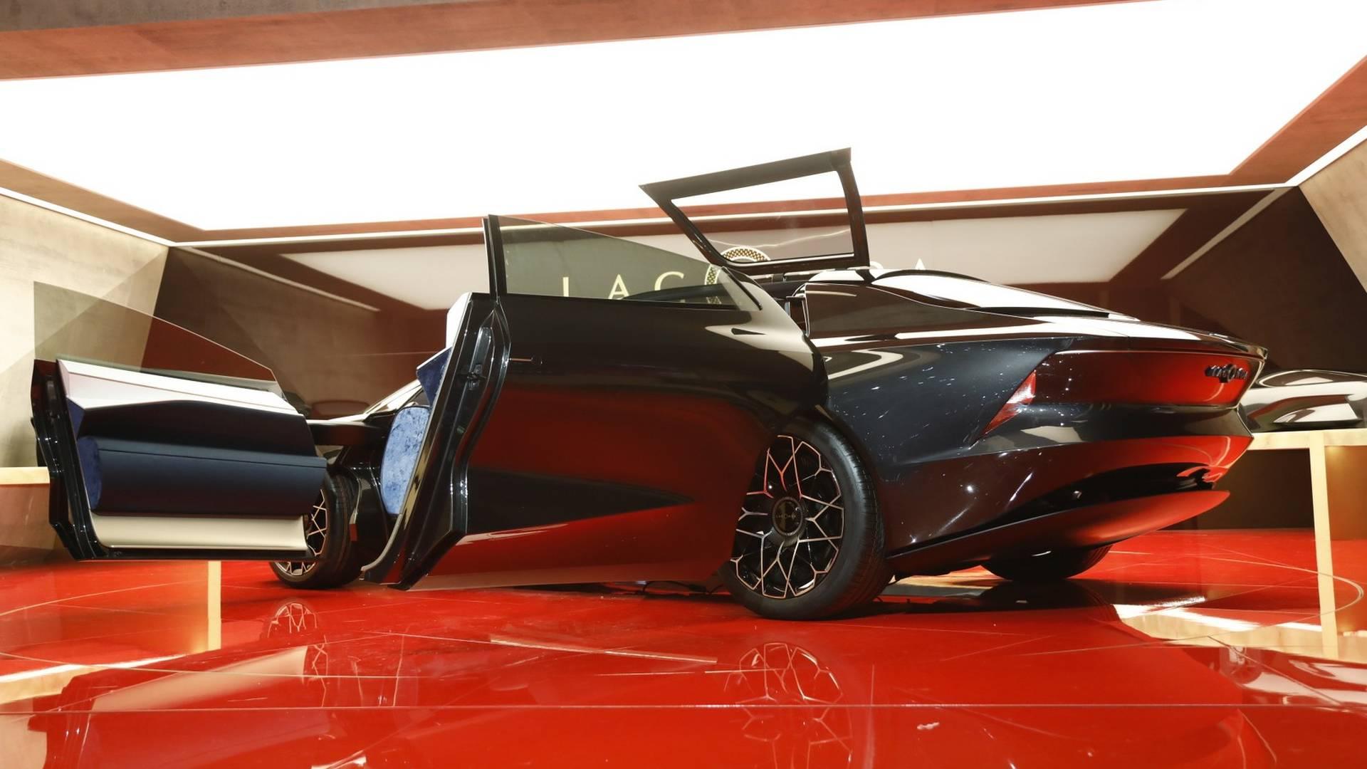 Lagonda Vision