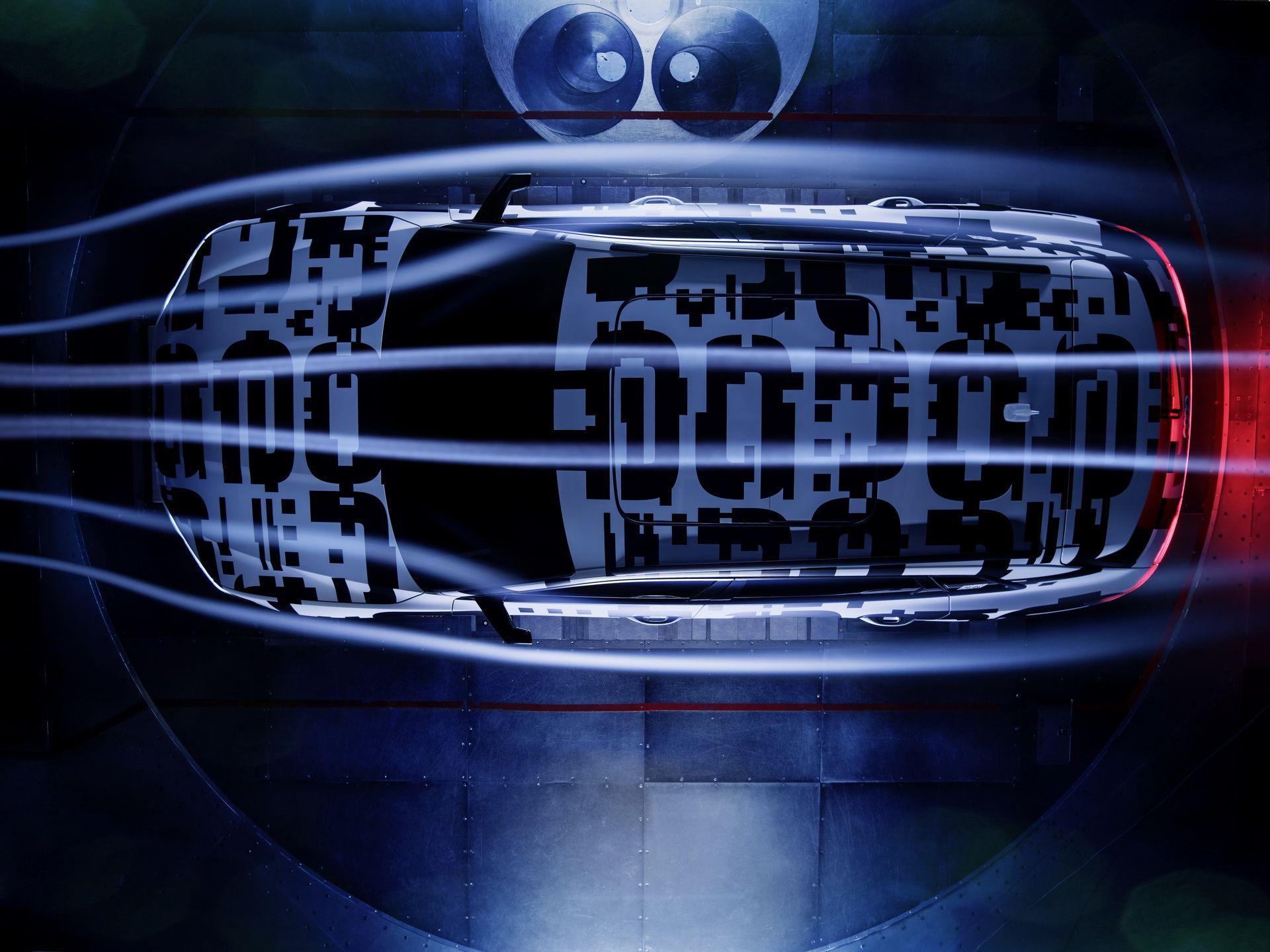 Audi e-tron станет эталоном аэродинамики