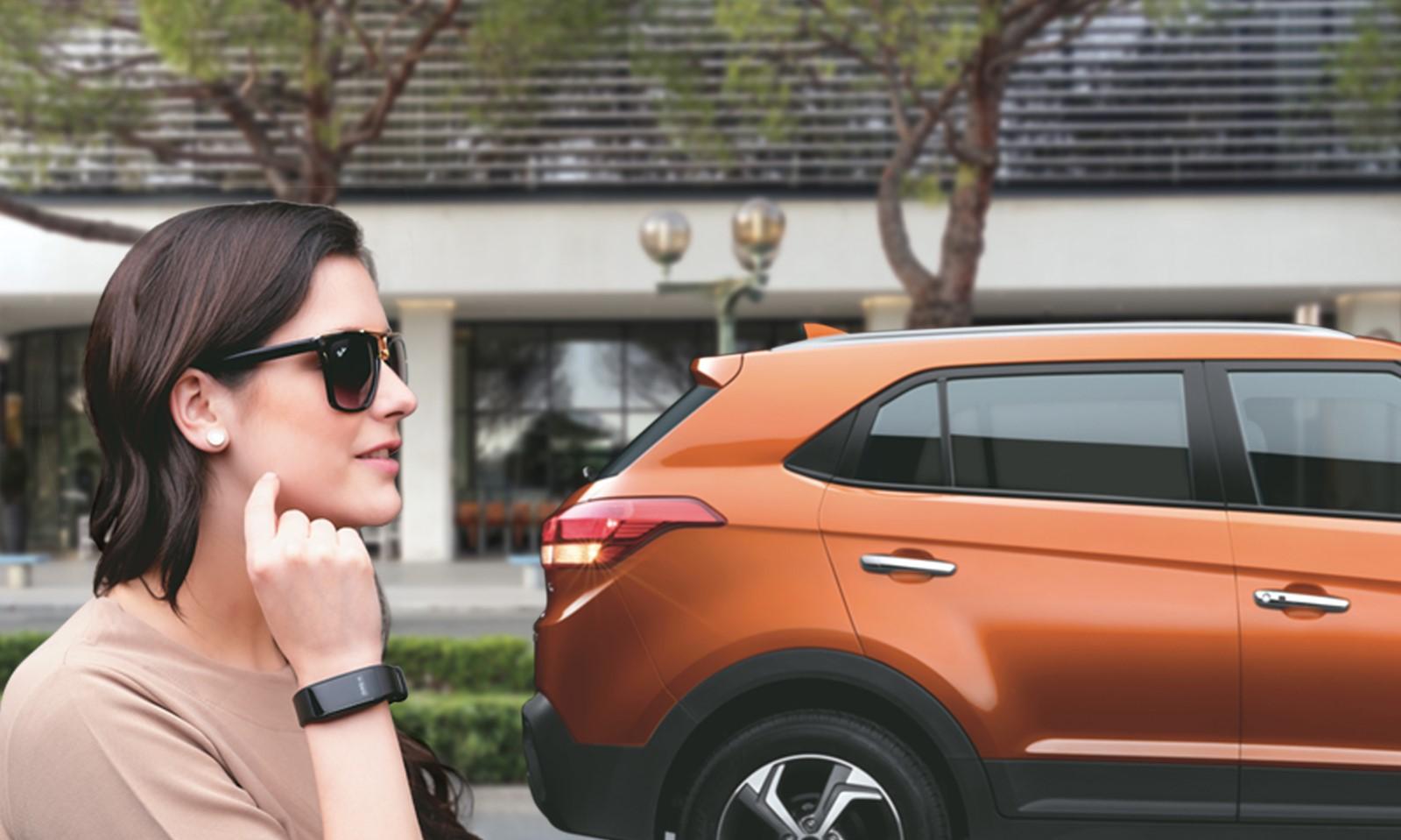 Hyundai официально представила новую версию кроссовера Creta