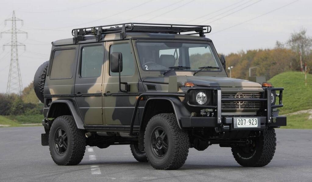G-Class W461