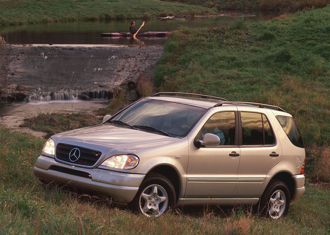 Mercedes Benz ML 1998