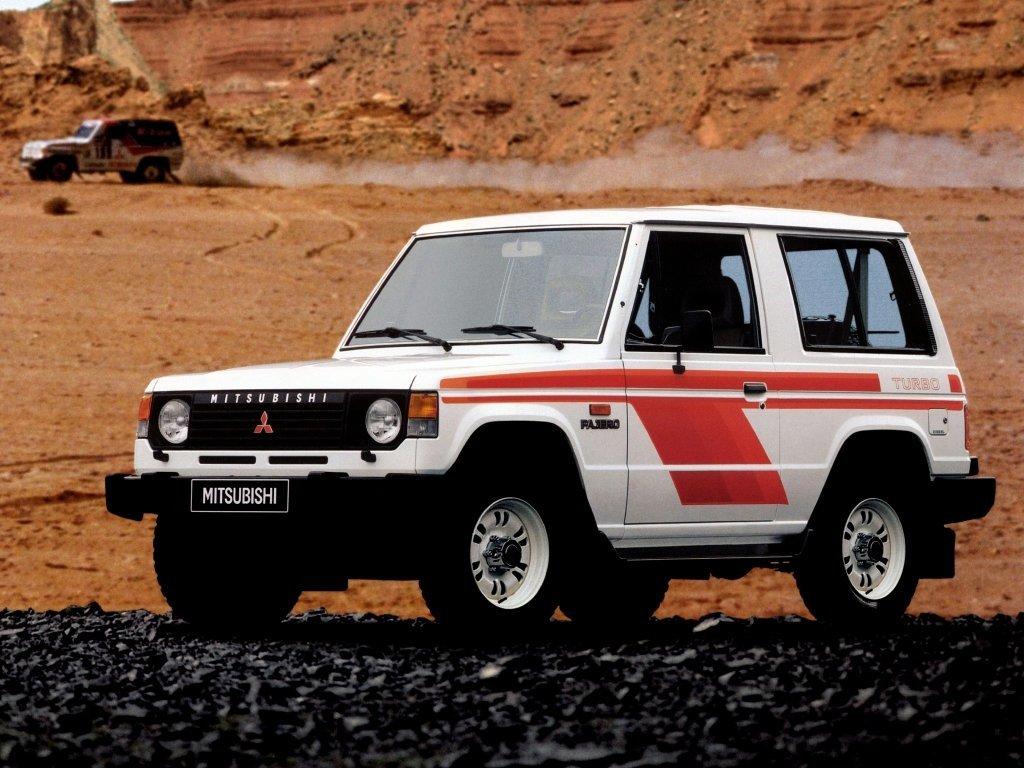 Mitsubishi Pajero 1983