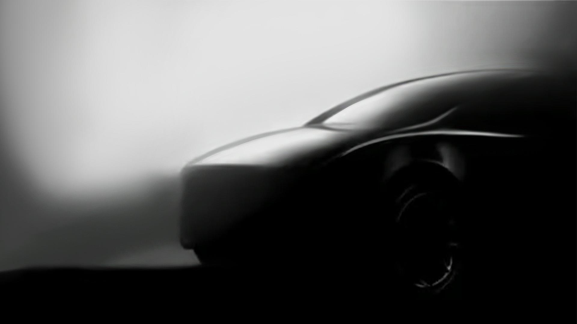 Свежий тизер кроссовера Tesla Model Yпоявился всети