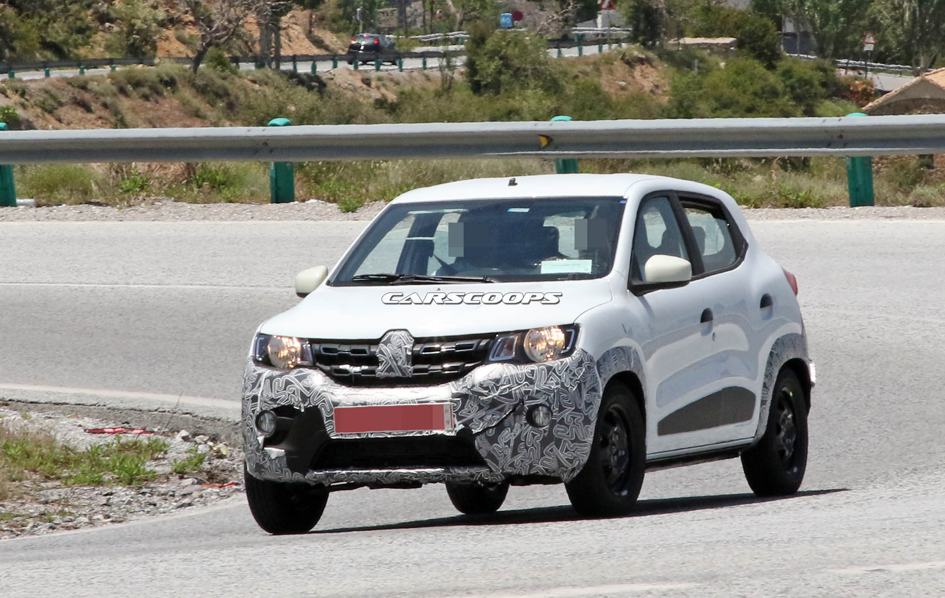 Renault Kwid фейслифт