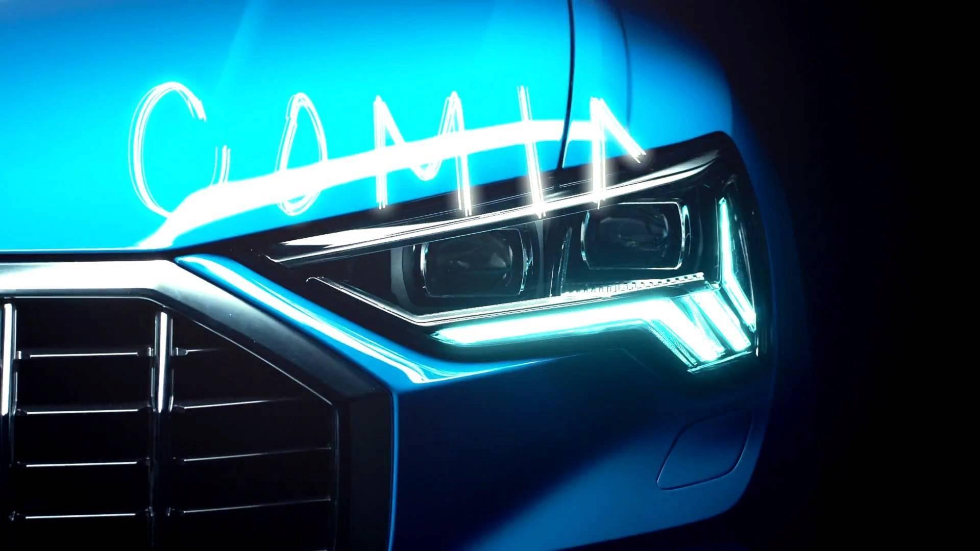 Audi дразнит новым Q3 (Видео)