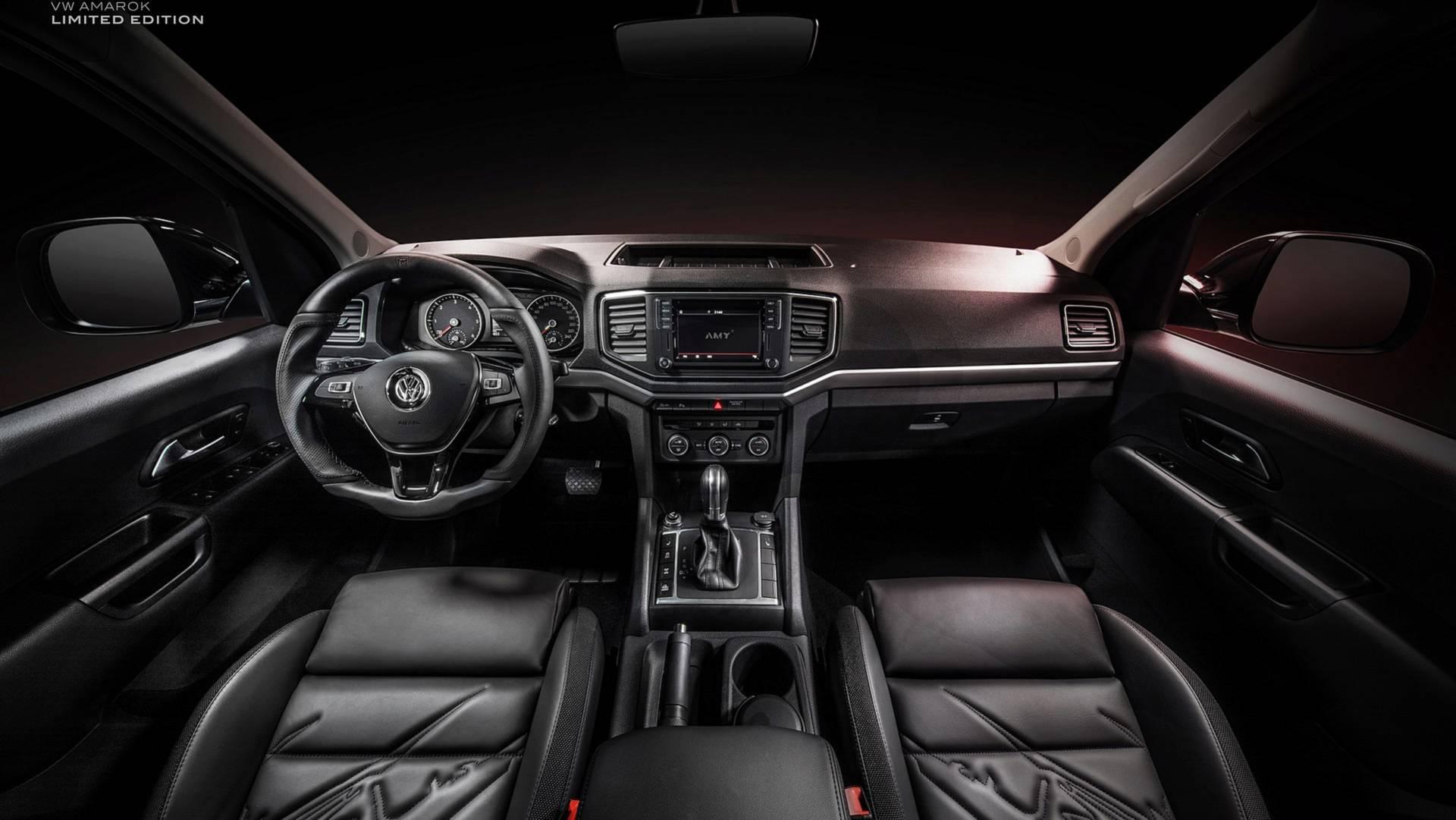VW Amarok получил спецверсию отCarlex Design