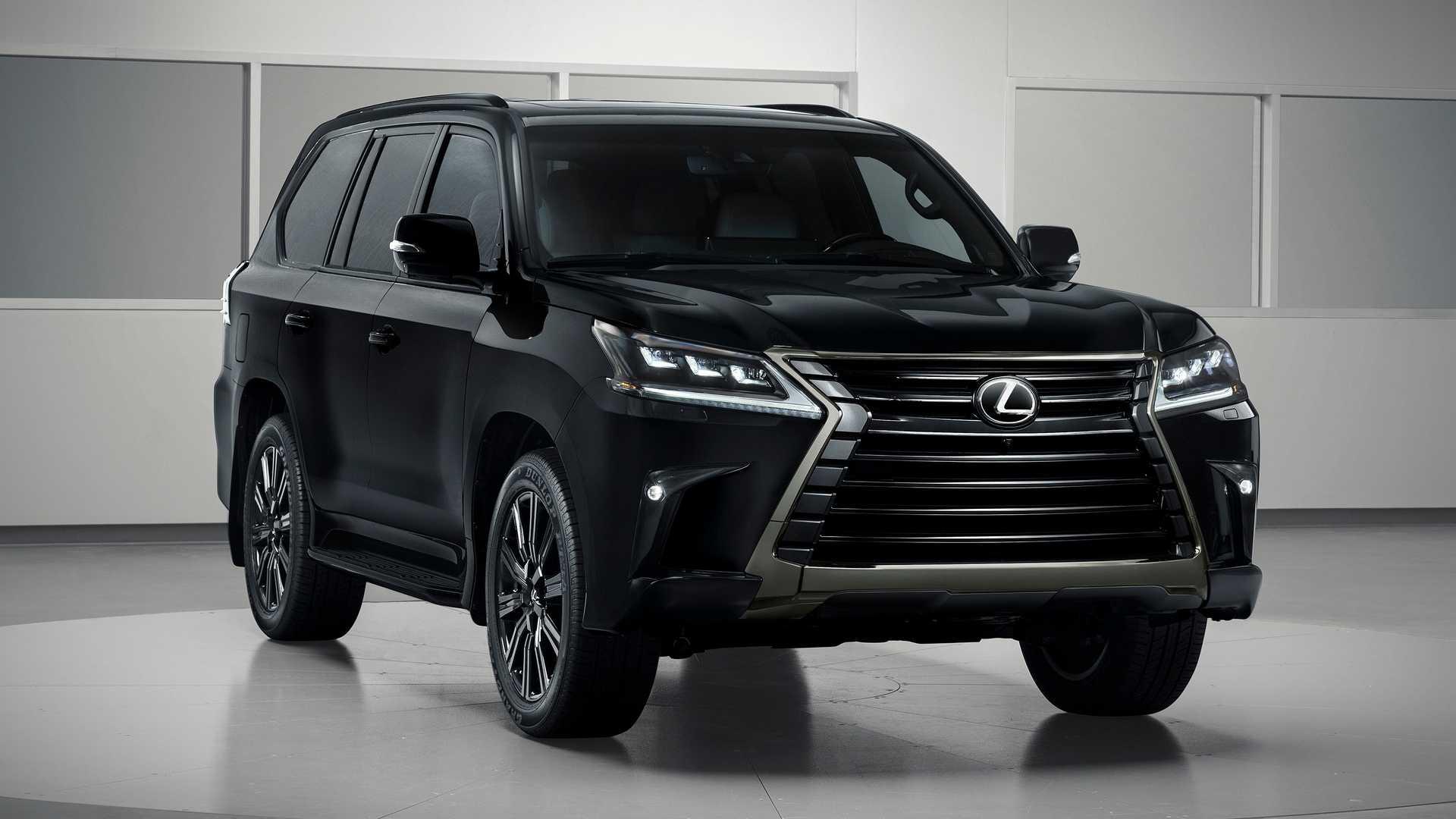 Lexus LX 570 Inspiration