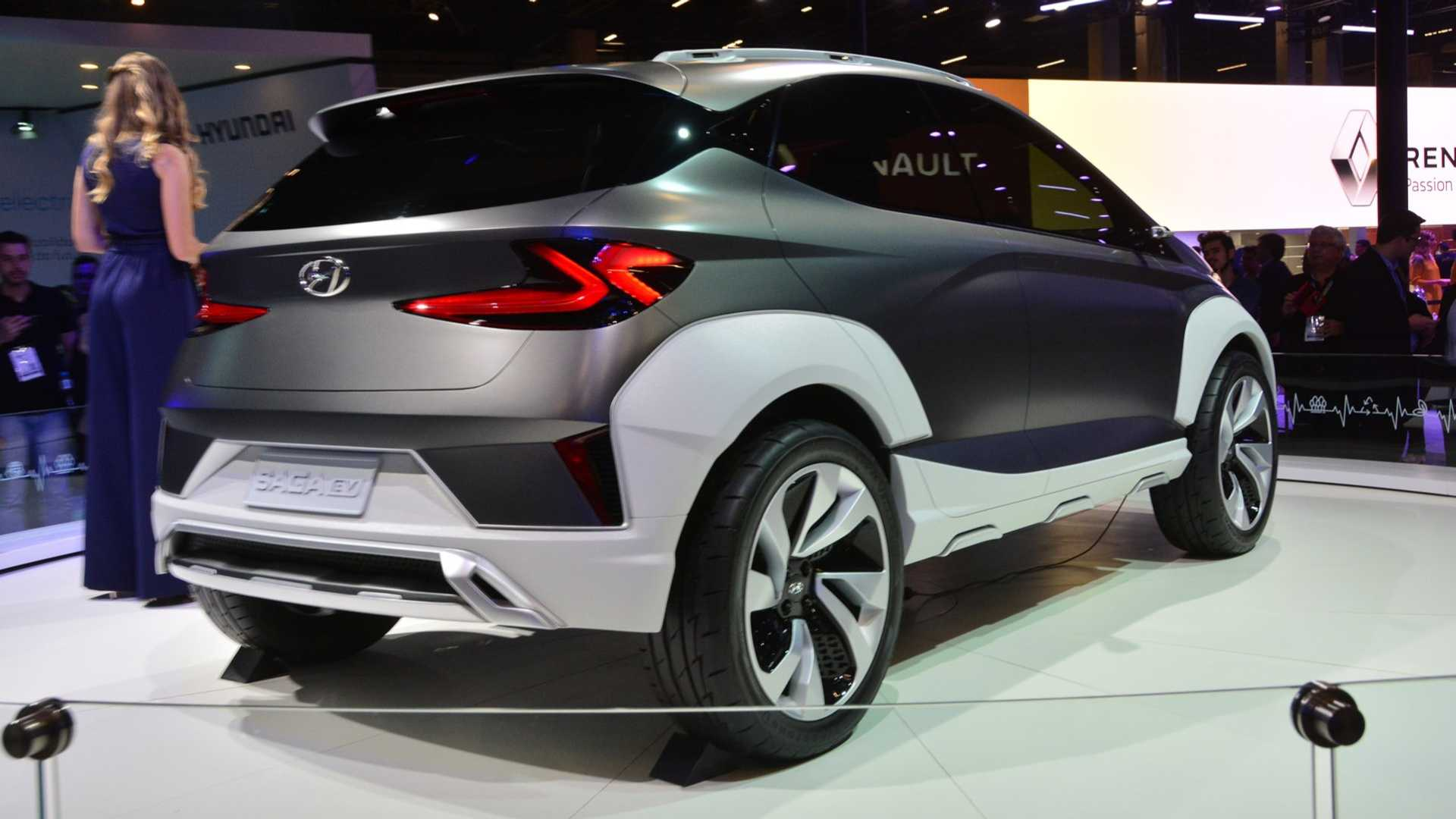 Hyundai Saga EV