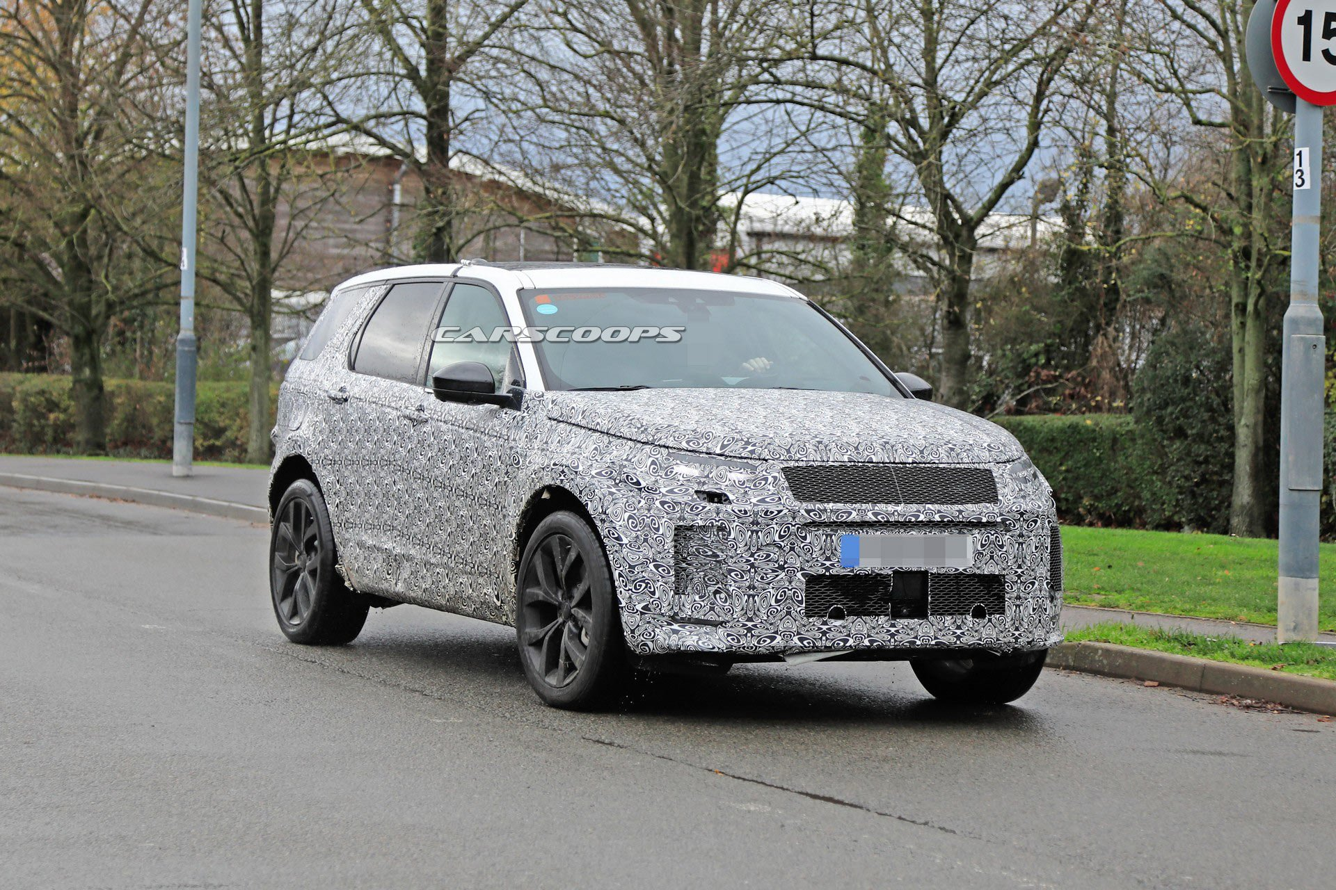 Discovery Sport 2020