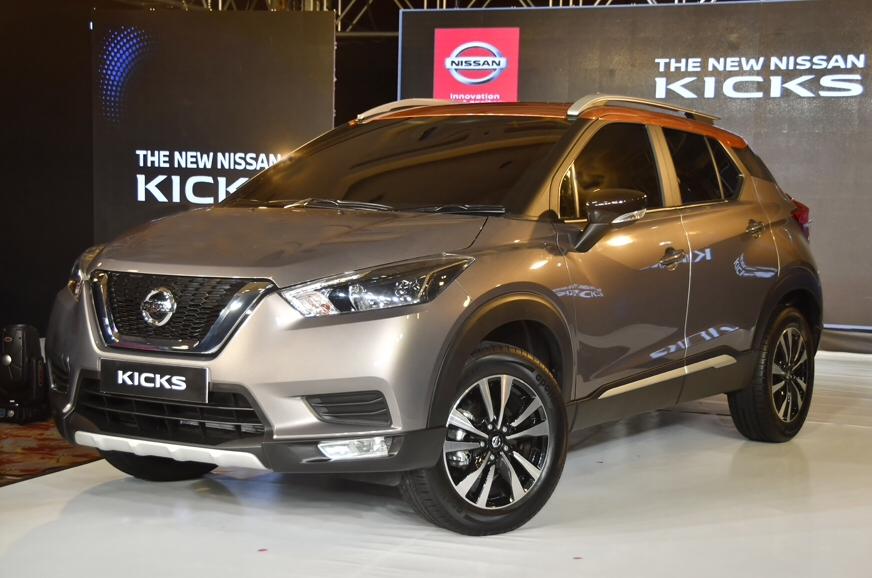 Nissan Kicks на тележке Duster в новых подробностях