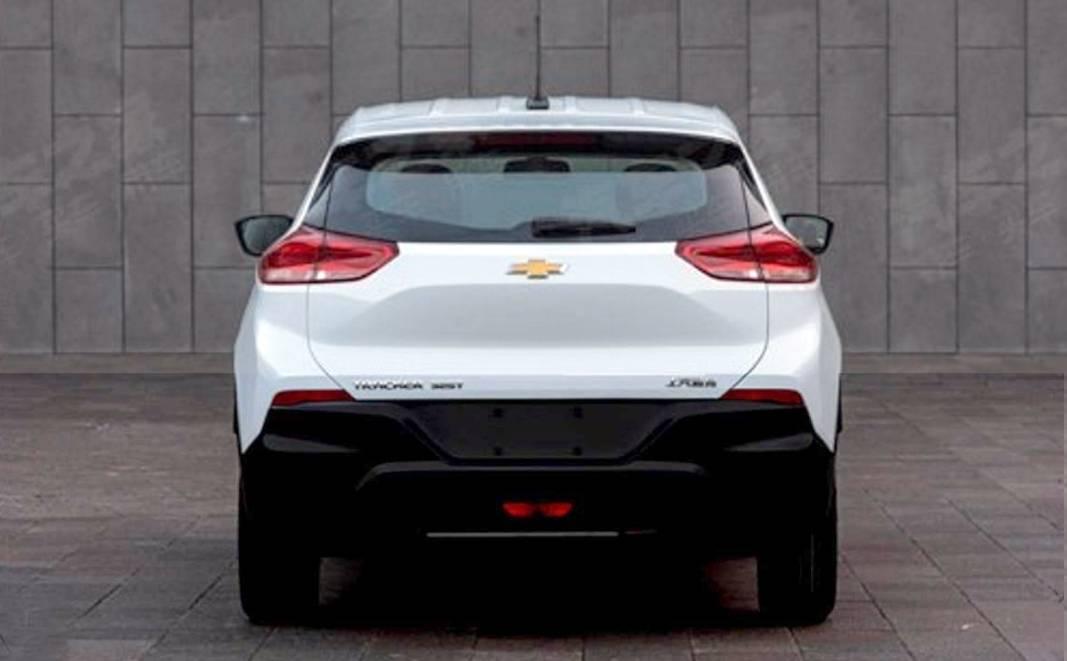 Chevrolet Tracker 2