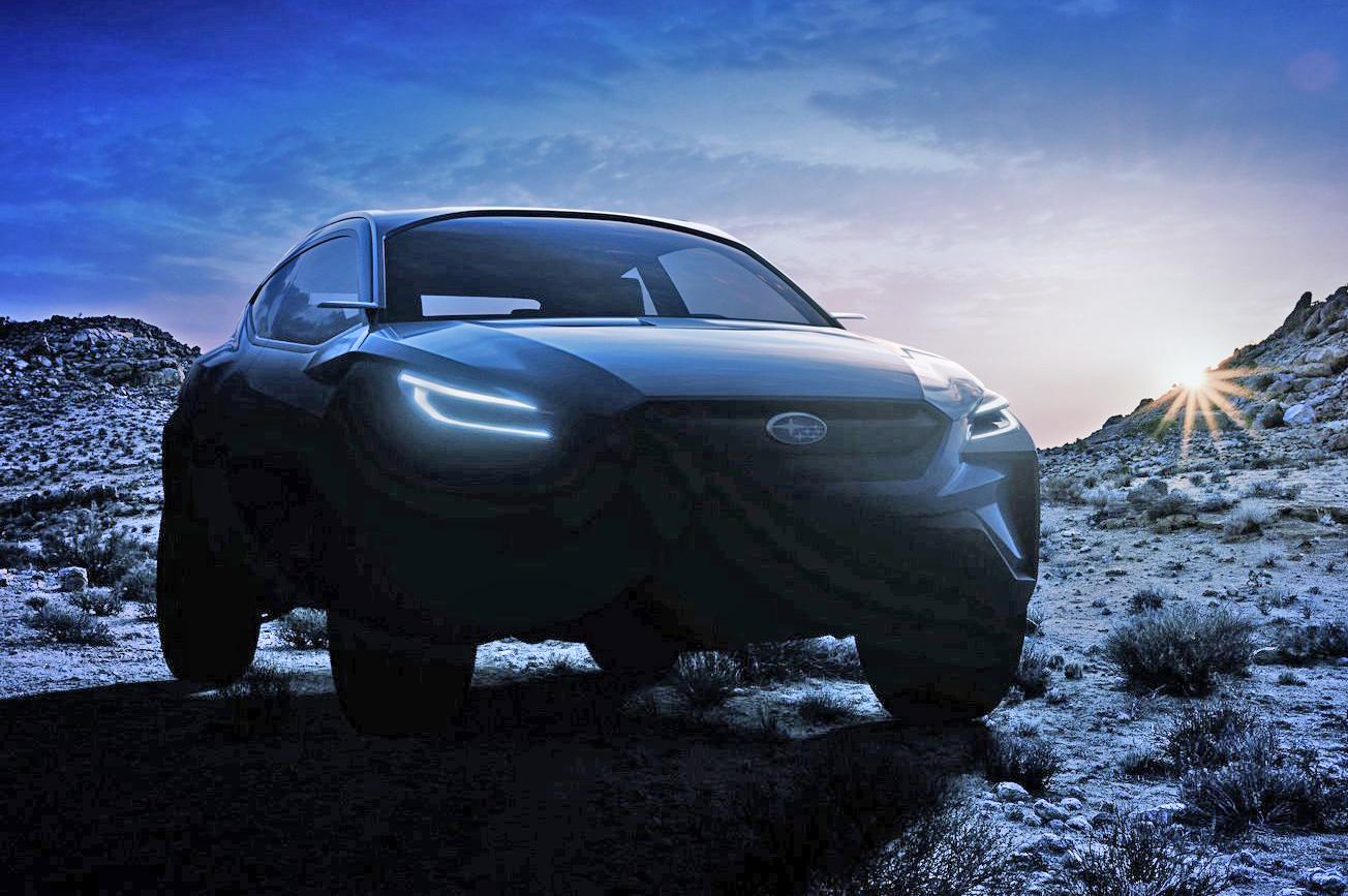 Subaru Viziv Adrenaline
