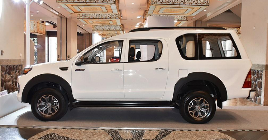 Foton Tunland Electric