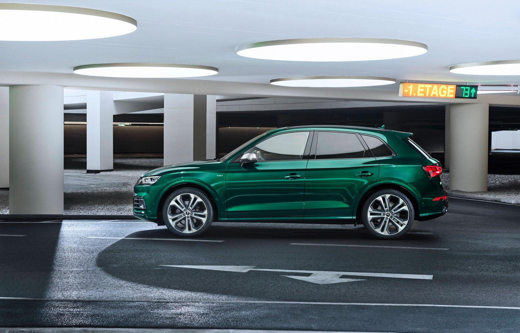 Audi SQ5 3.0V6 TDI mild hybrid