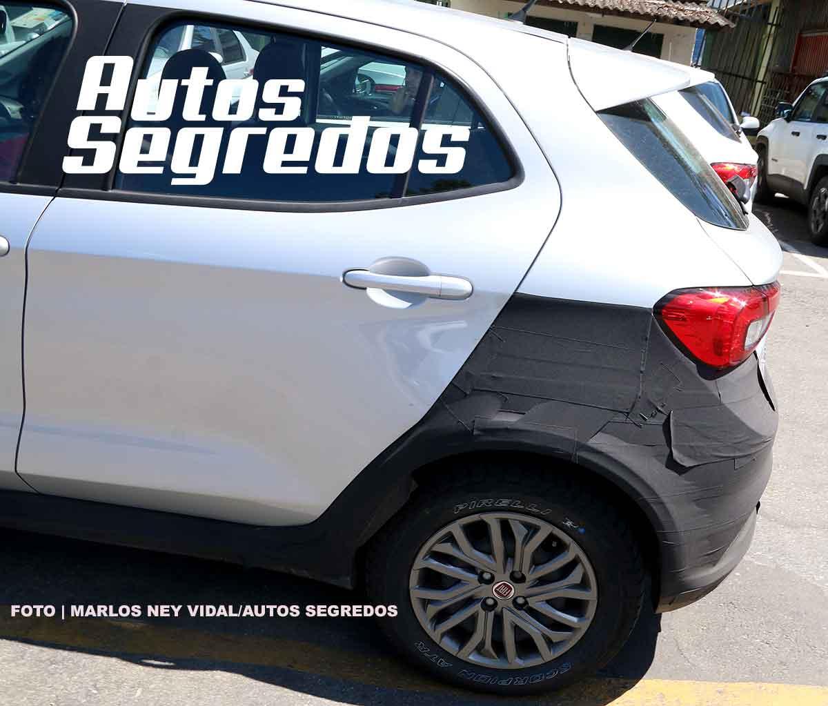 Fiat Argo Cross