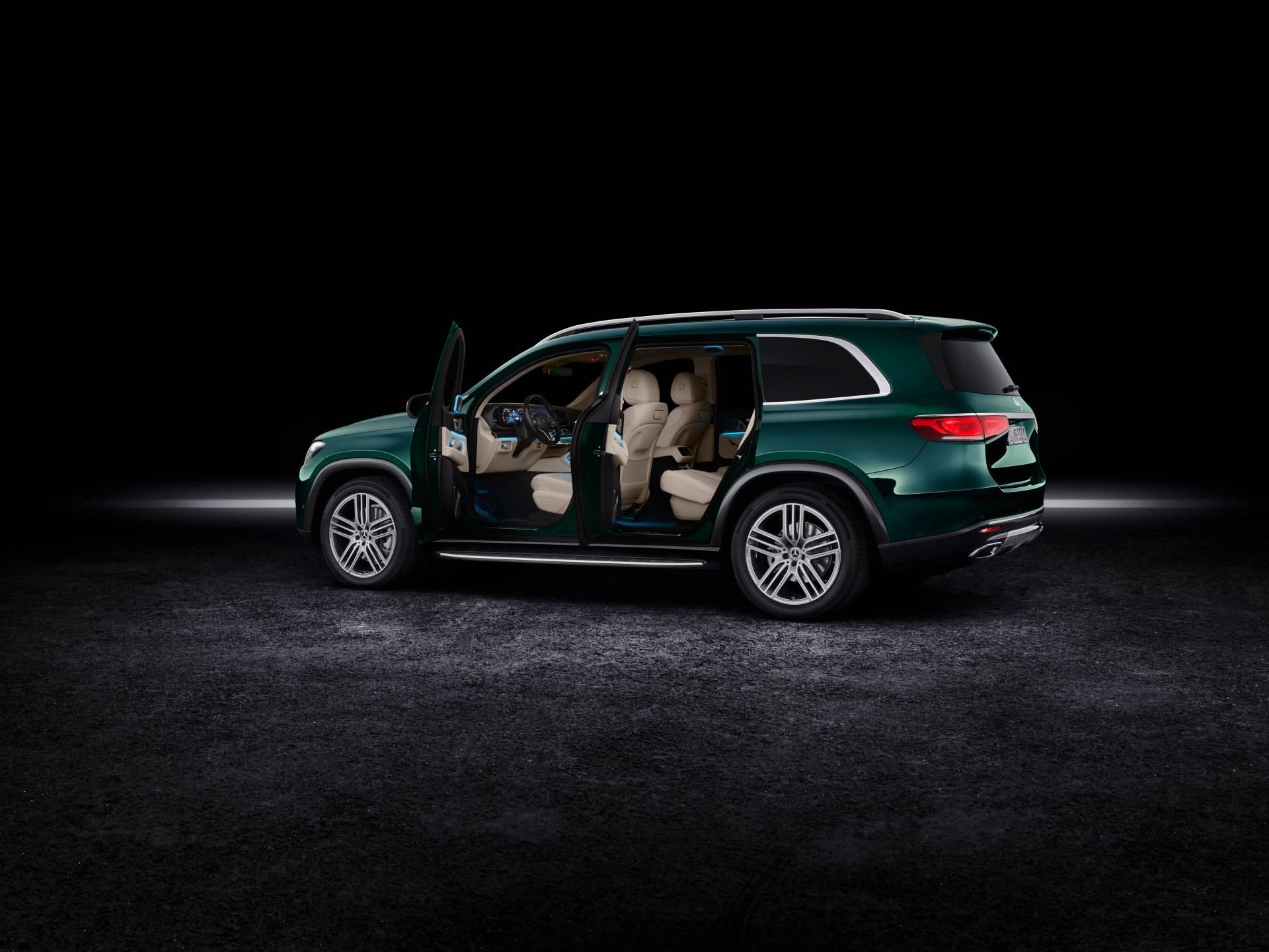 Mercedes GLS 2020