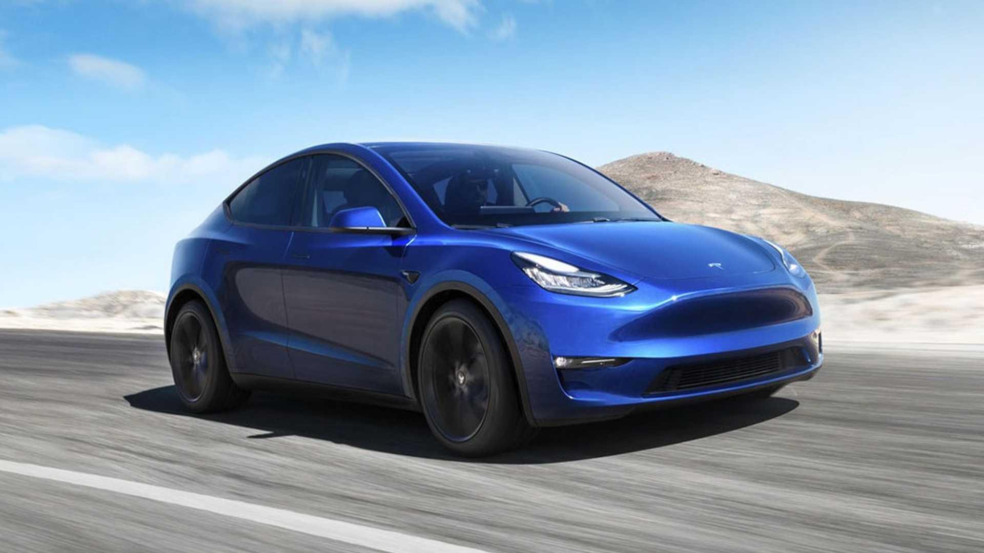 Model Y от Tesla – новый подход к концепции SUV