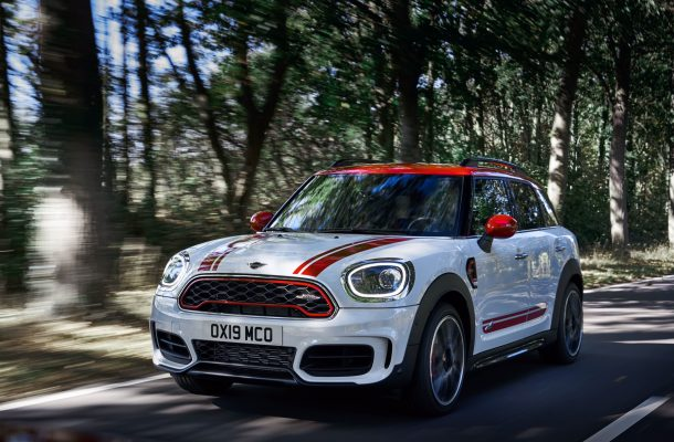 Mini JCW Countryman 2019