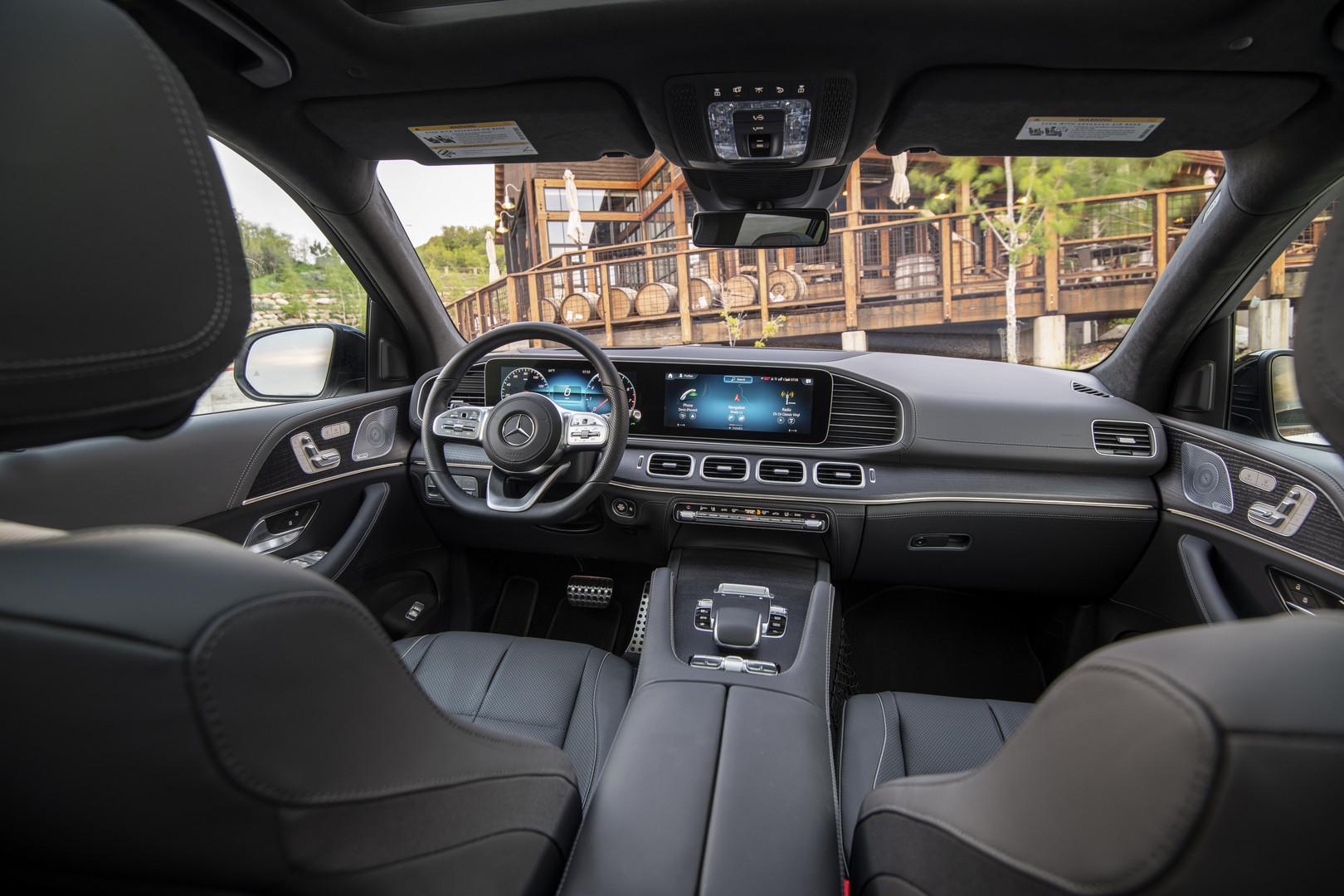 Mercedes-Benz GLS 2019