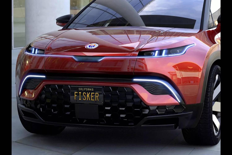 Fisker показал живое фото конкурента Model Y