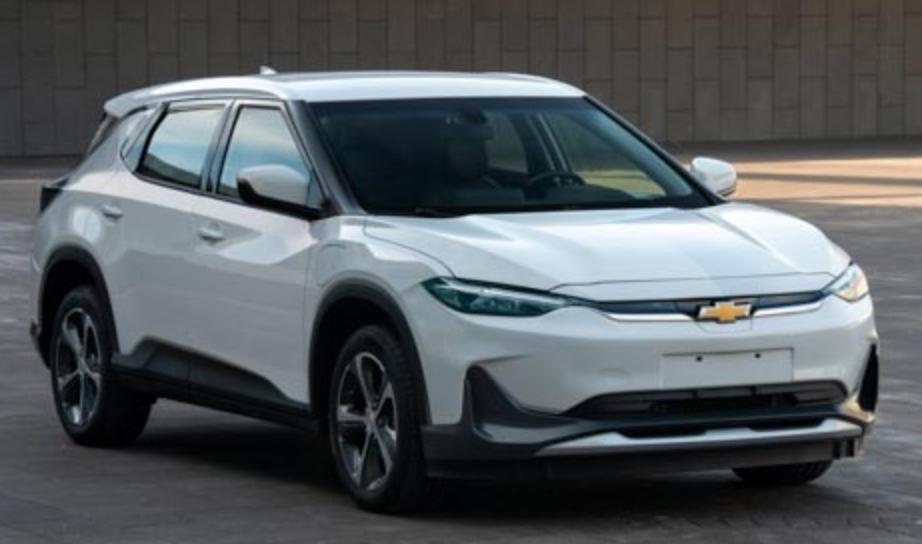 Chevrolet Menlo — электрокроссовер для Китая