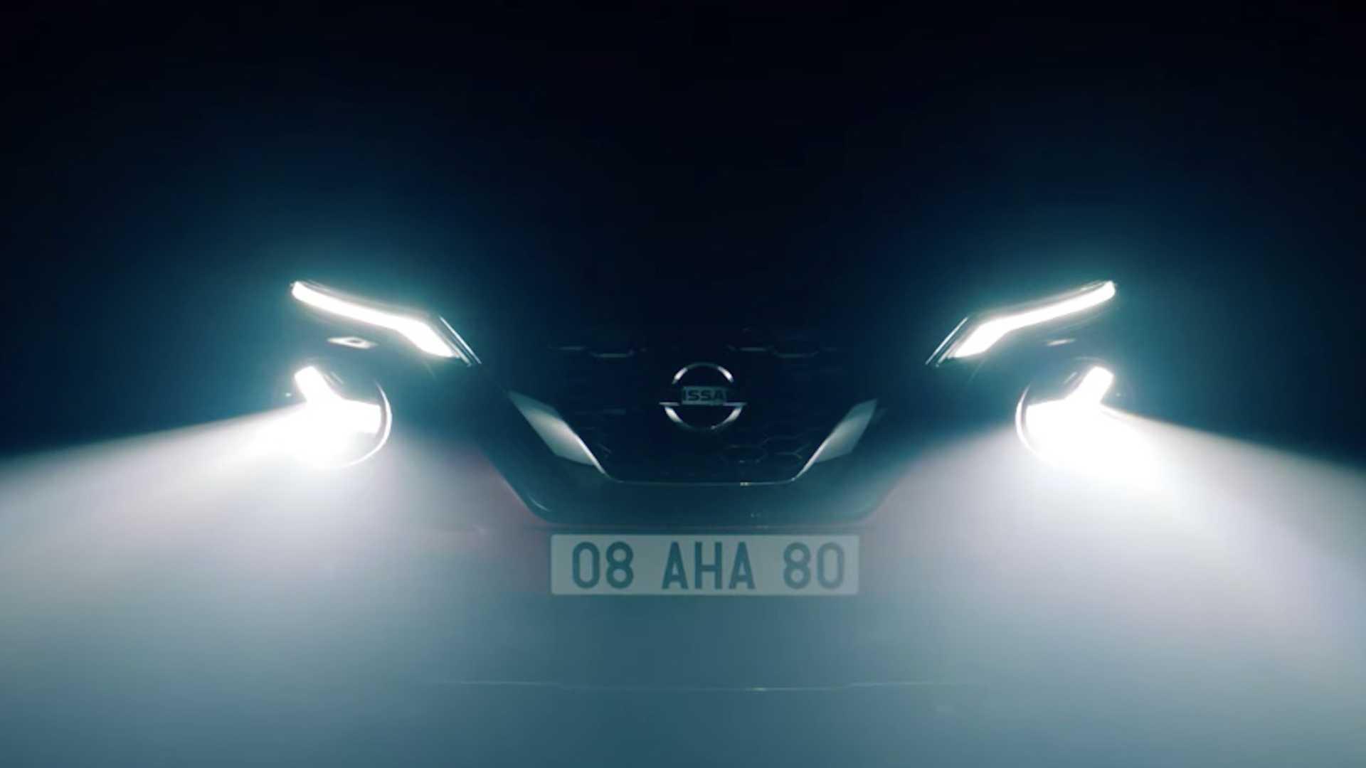 Это последнее промо-видео Nissan Juke 2020 — презентация уже завтра
