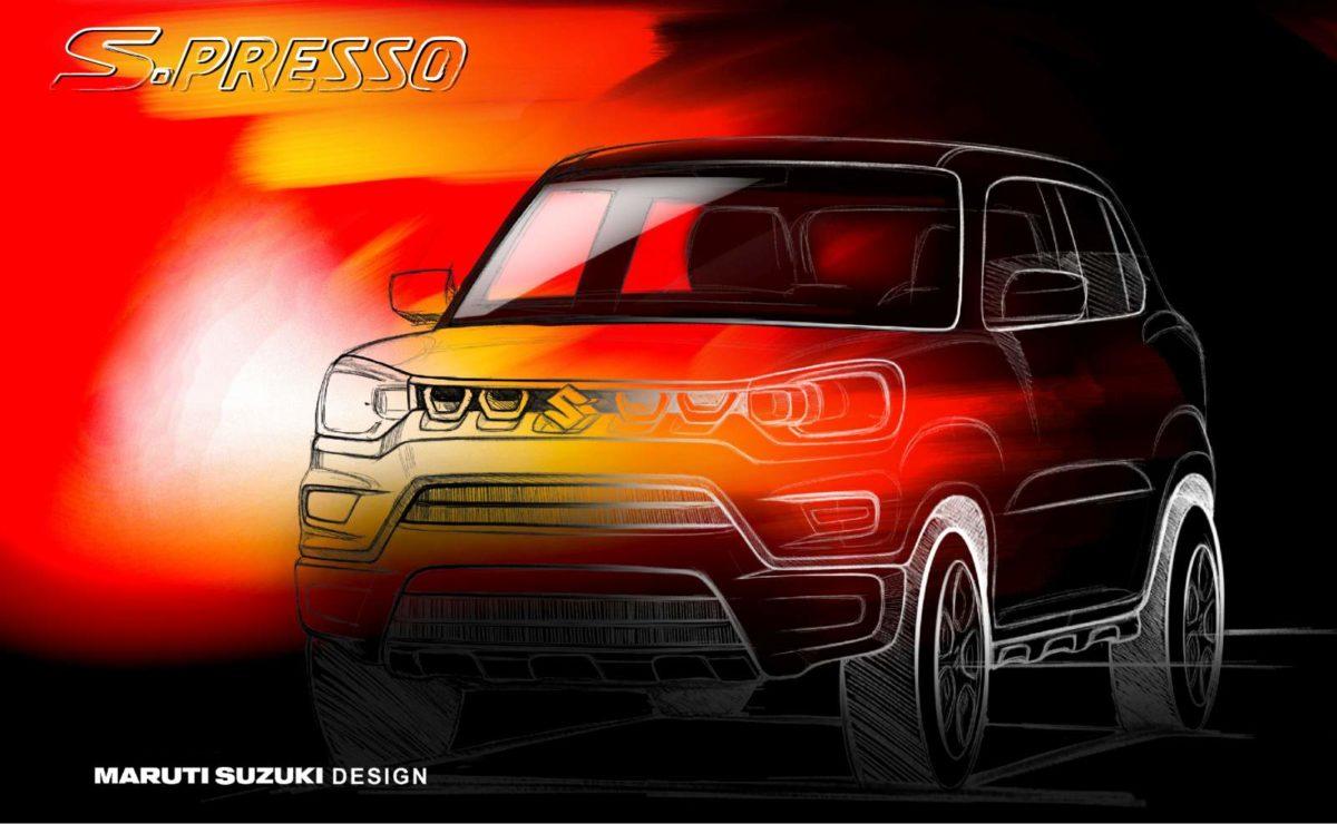 Maruti Suzuki запускает дешевый микро-внедорожник в Индии
